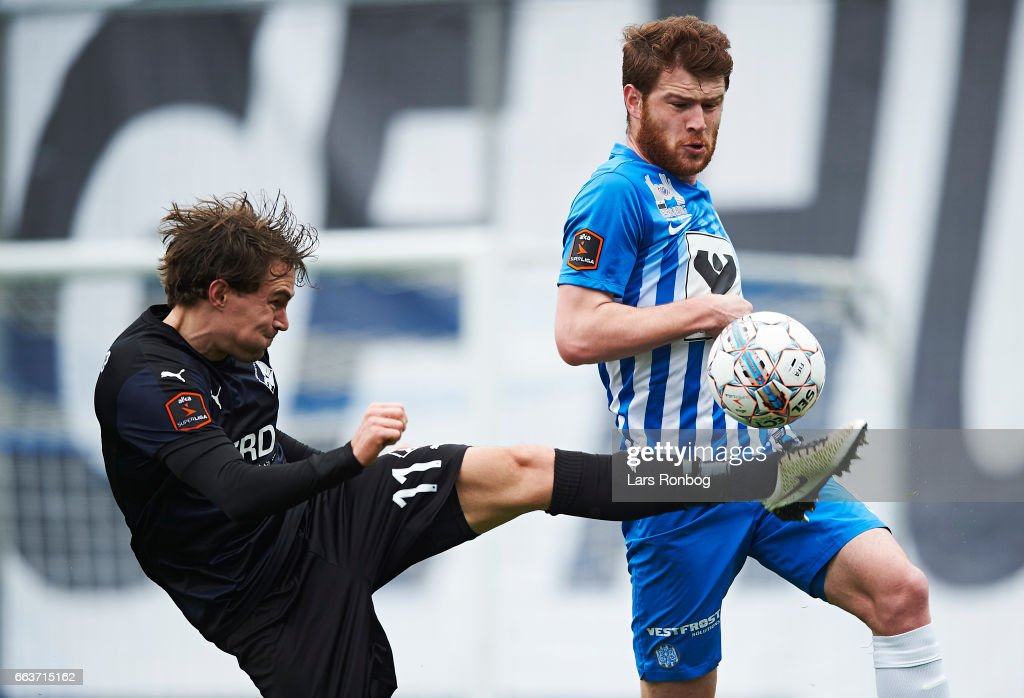 Esbjerg fB vs Randers FC  - Danish Alka Superliga : Nachrichtenfoto