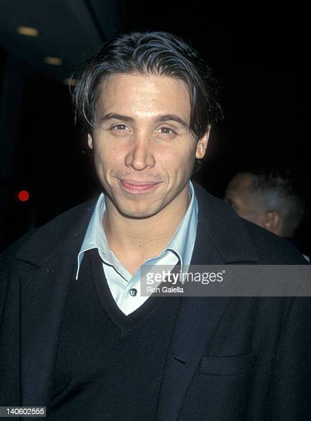 Erik Palladino at the Premiere of 'A Beautiful Mind' Academy of Motions Picture Arts Sciences Beverly Hills