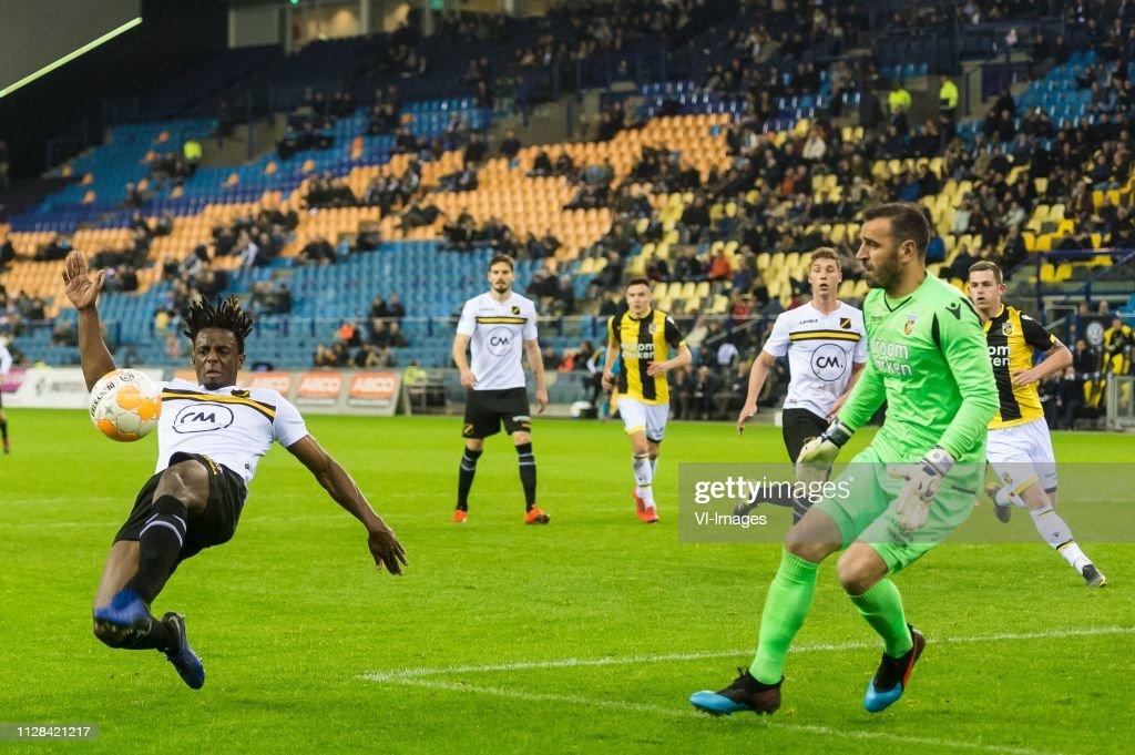 """Dutch Eredivisie""""Vitesse v NAC Breda"""" : News Photo"""