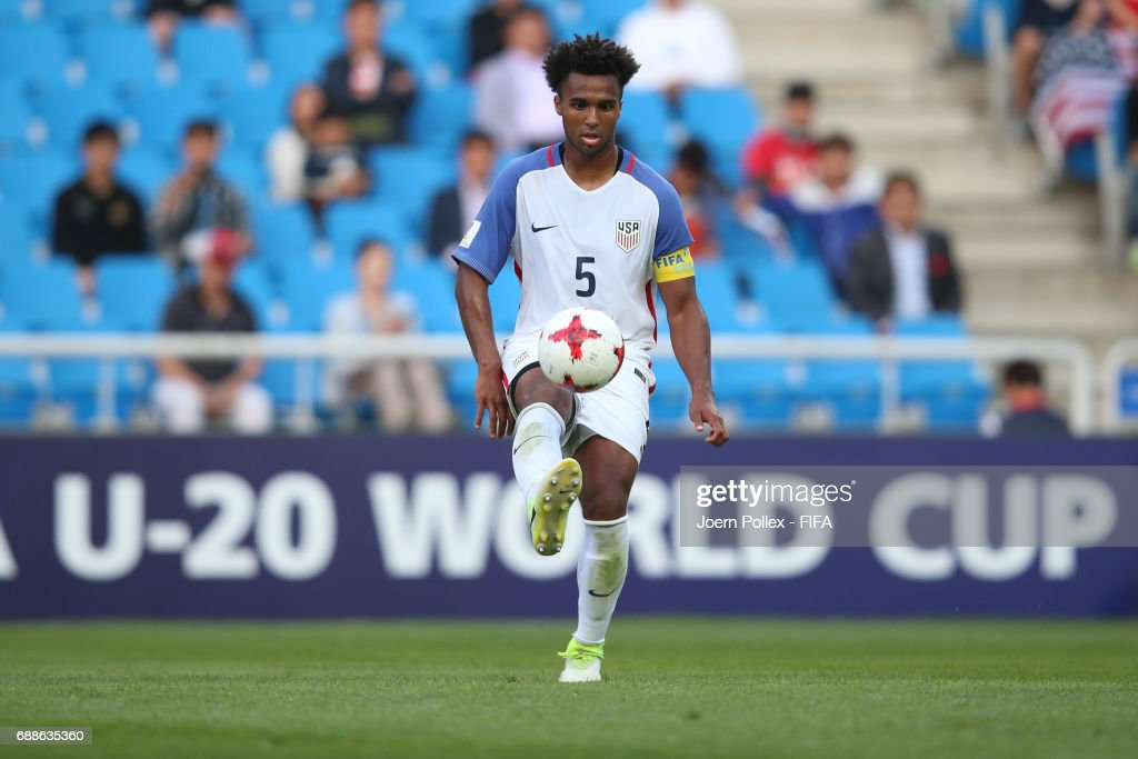 Ecuador v USA - FIFA U-20 World Cup Korea Republic 2017 : News Photo