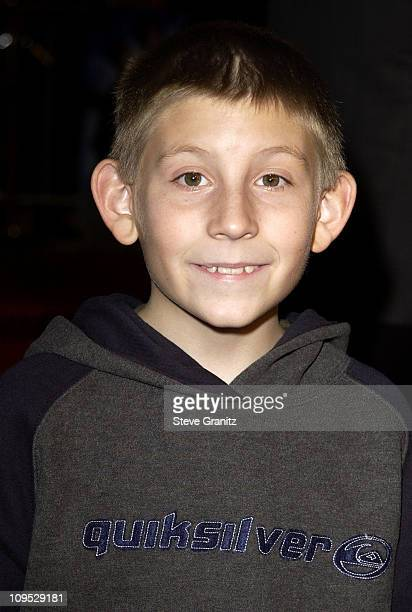 Erik Per Sullivan during Harry Potter and the Chamber of Secrets Premiere Los Angeles Arrivals at Mann Village Theatre in Westwood California United...