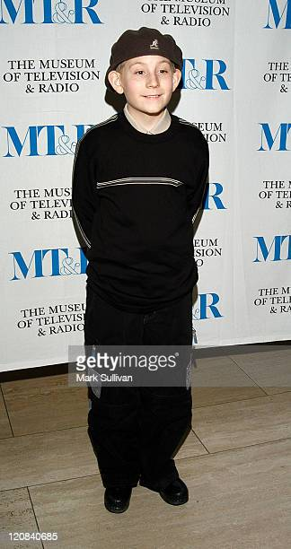 Erik Per Sullivan during Malcolm in the Middle 100th Episode Celebration at The Museum of Television Radio in Beverly Hills California United States