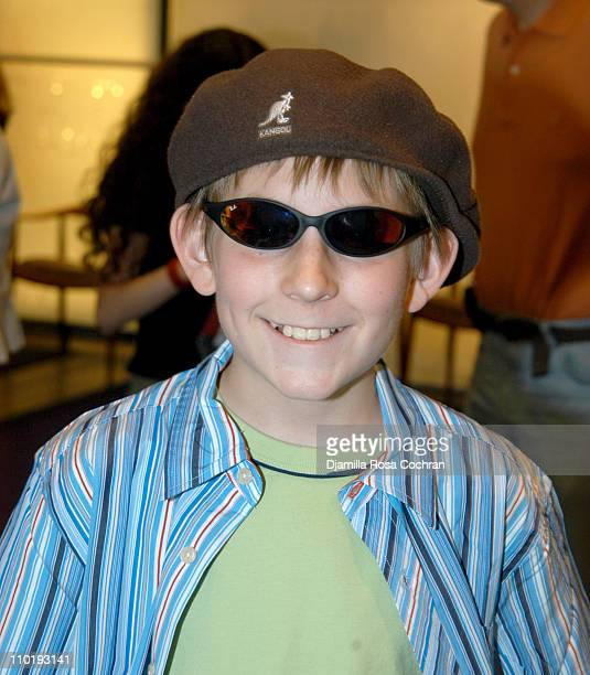 Erik Per Sullivan during RAY BAN at the 11th Annual Kids for Kids Celebrity Carnival to Benefit the Elizabeth Glaser Pediatric AIDS Foundation at...