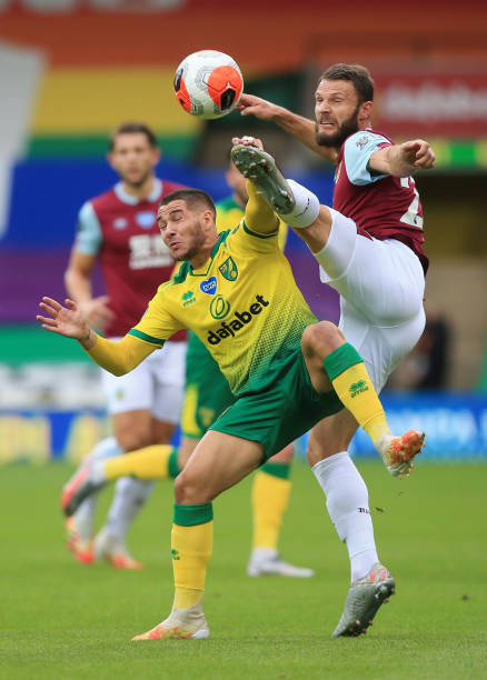 GBR: Norwich City v Burnley FC - Premier League