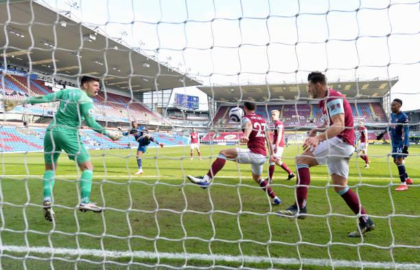 GBR: Burnley v Arsenal - Premier League