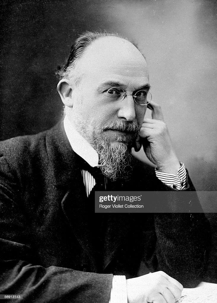 Erik Satie : News Photo