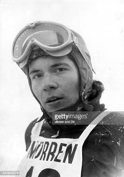 Erik Schinegger ursprünglich Erika *österreichischer Sikrennfahrer 1967