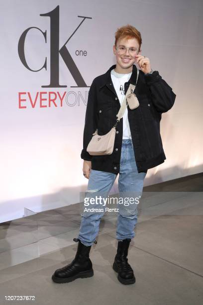 Erik Scholz attends the CK ONE Dinner at Langen Foundation on February 18 2020 in Germany