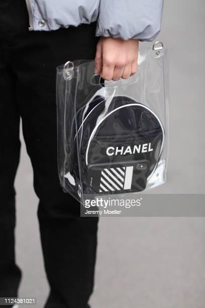 ebfc18ad25bd Erik Scholz wearing an Ambush chain black turtleneck sweater Calvin Klein  Jeans silver jacket Alyx belt