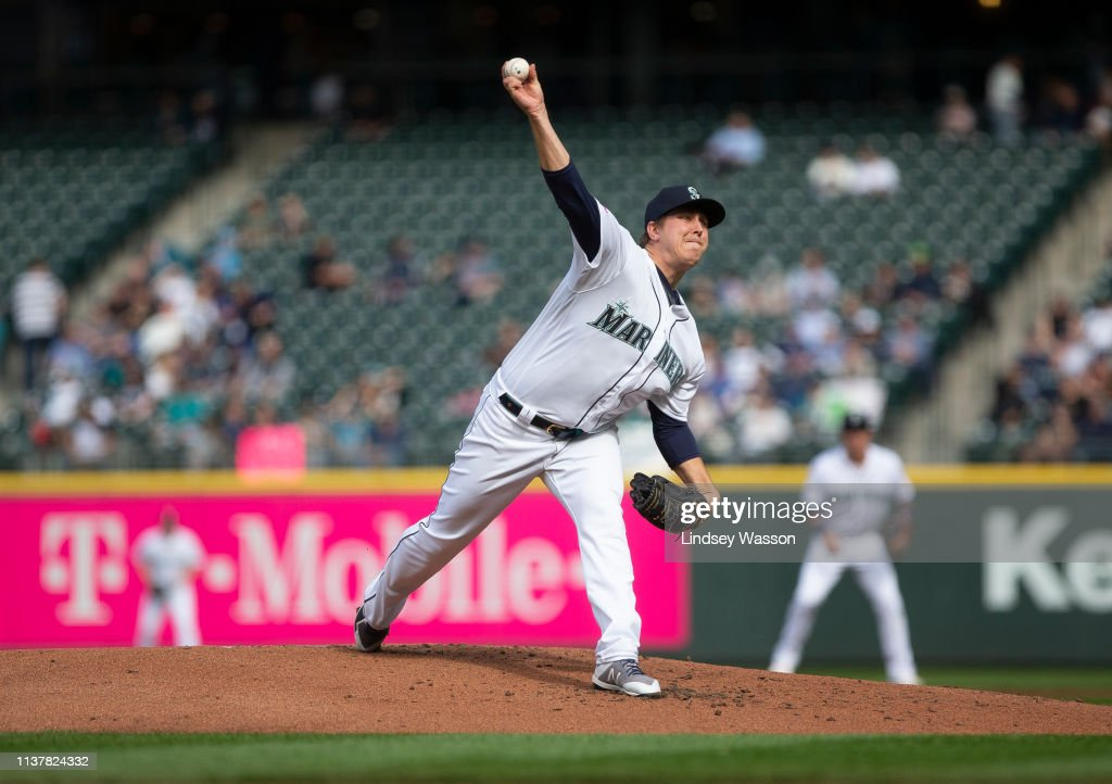 WA: Cleveland Indians v Seattle Mariners
