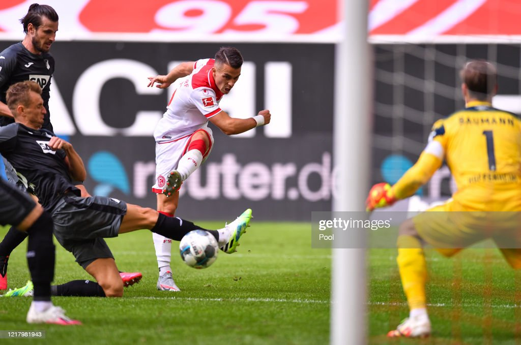 Fortuna Duesseldorf v TSG 1899 Hoffenheim - Bundesliga : News Photo