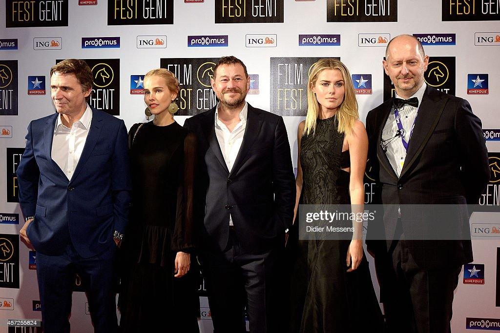 Opening Ceremony - Ghent International Film Festival