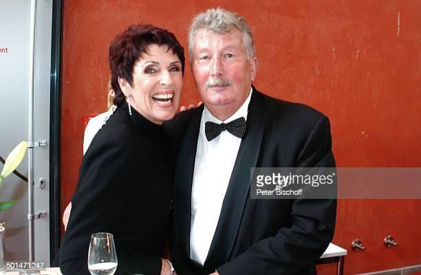 Erika Berger Ehemann Richard Mahkorn ARDGala Deutscher Fernsehpreis 2006 Coloneum Köln NordrheinWestfalen Deutschland Europa Roter Teppich...