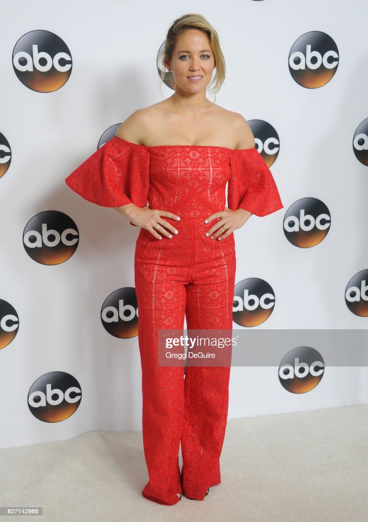 Erika Christensen arrives at the 2017 Summer TCA Tour - Disney ABC Television Group at The Beverly Hilton Hotel on August 6, 2017 in Beverly Hills, California.