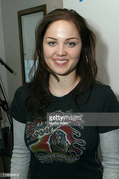 Erika Christensen at Philips during 2005 Park City Philips at Village at the Lift at Village at the Lift in Park City Utah United States