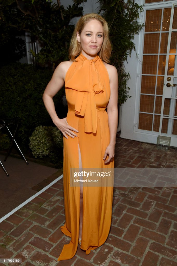 Erika Christensen attends the 2017 Gersh Emmy Party presented by Tequila Don Julio 1942 on September 15, 2017 in Los Angeles, California.
