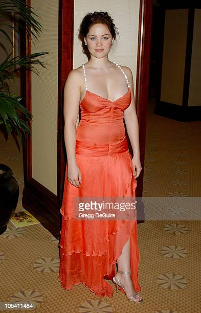 Erika Christensen during 2nd Annual Penfolds Gala Black Tie Dinner Arrivals at Century Plaza Hotel in Century City California United States
