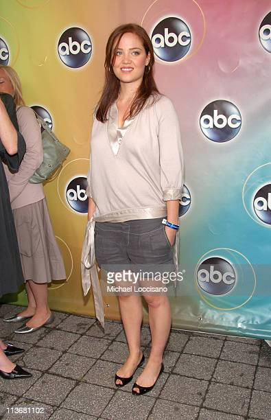 Erika Christensen during ABC Upfront 2006/2007 Arrivals at Lincoln Center in New York City New York United States