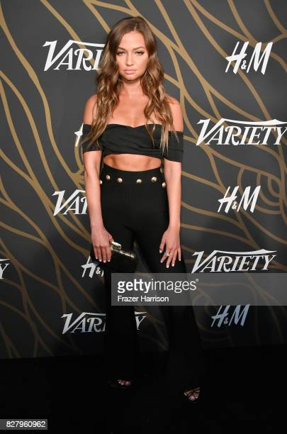 Erika Costell attends Variety Power of Young Hollywood at TAO Hollywood on August 8 2017 in Los Angeles California