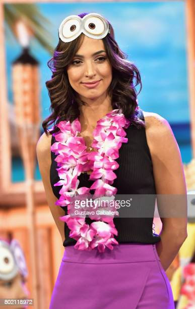 Erika Csiszer attends the DM3 Press Day Miami Un Nuevo Dia on June 27 2017 in Hialeah Florida
