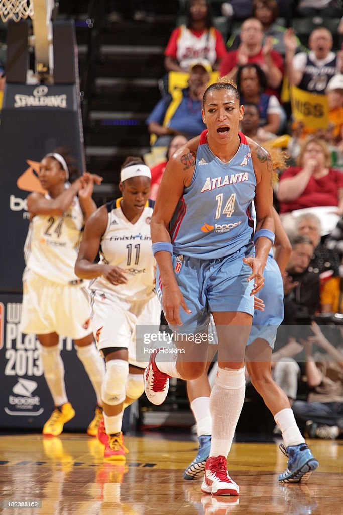 Atlanta Dream v Indiana Fever - Semifinals Game Two