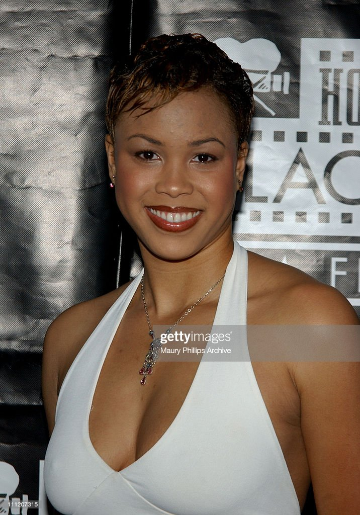 Erika during World Premiere of Acclaimed Actor- Filmmaker Tim Reid's 'For Real' to Open 5th Anniversary Hollywood Black Film Festival at The Harmony Gold Preview House in Hollywood, California, United States.