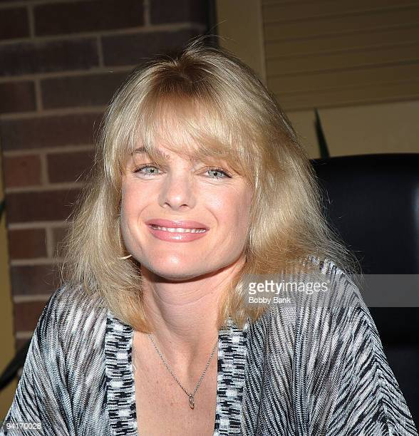 Erika Eleniak attends the 2009 Chiller Theatre Expo>> at the Hilton on April 17 2009 in Parsippany New Jersey
