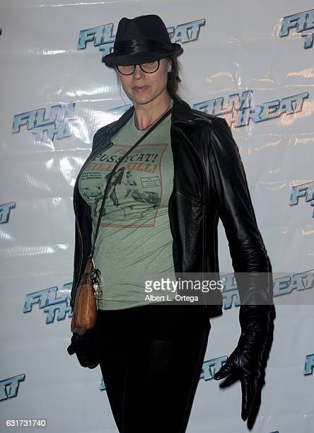 Erika Ervin at the Launch Party For Film Threat Online held at The Berrics on January 14 2017 in Los Angeles California