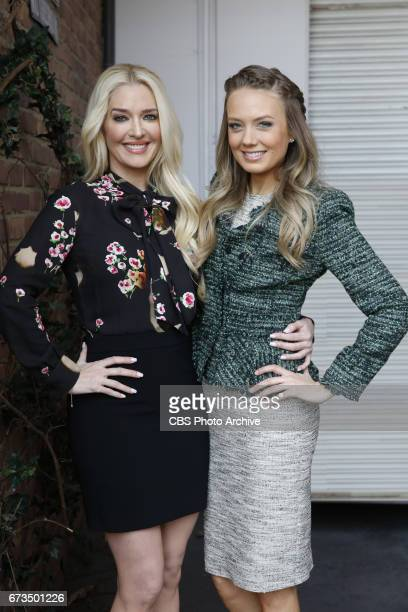 Erika Girardi returns to The Young and the Restless on Monday April 24 when her character Farrah Dubose is hired by Abby Newman THE YOUNG AND THE...