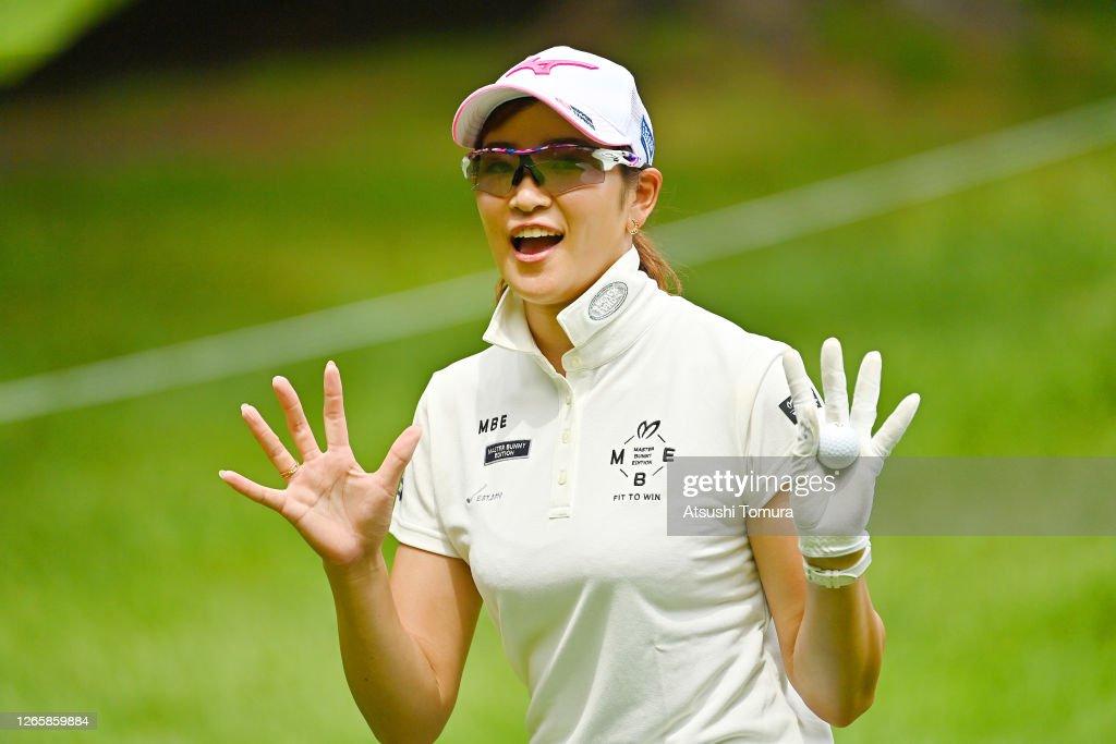 NEC Karuizawa 72 Golf Tournament - Preview Day -1 : ニュース写真