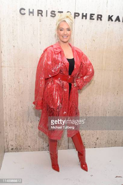 Erika Jayne attends Christopher Kane's party at Giorgio's on April 29 2019 in Los Angeles California