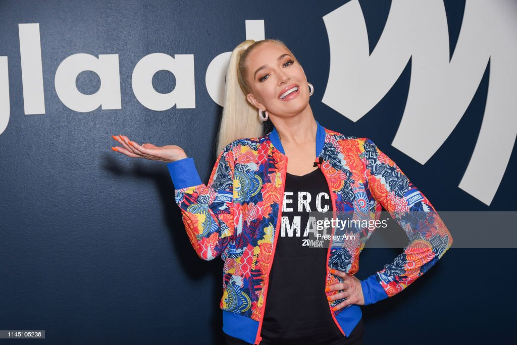 CA: Erika Jayne Surprises GLAAD Offices In Los Angeles To Recognize Hard Work And Commitment Of Staff And Volunteers