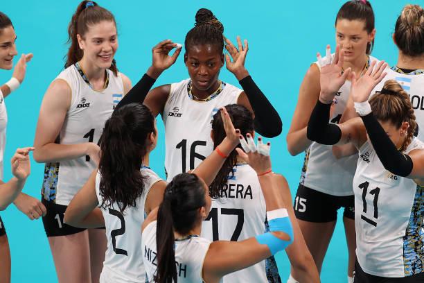 JPN: Volleyball - Olympics: Day 6