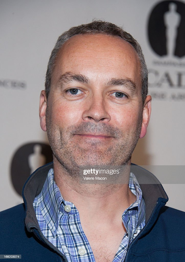 Erik-Jan De Boer attends The Academy Of Motion Picture Arts And Sciences' Delves Into The Visual Effects Recipe For 'Life Of Pi' at AMPAS Samuel Goldwyn Theater on May 6, 2013 in Beverly Hills, California.