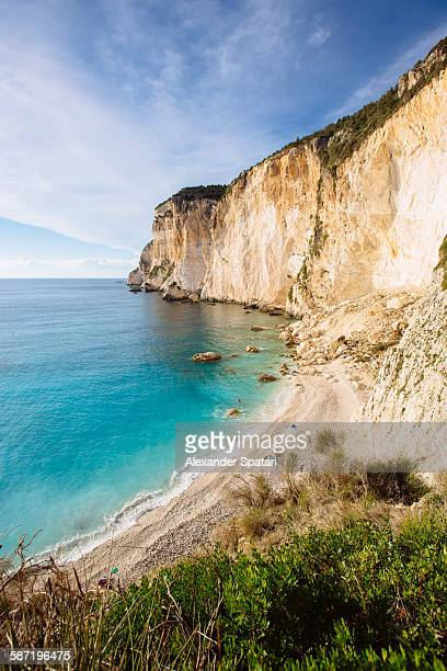 Erimitis beach, Paxos island, Greece