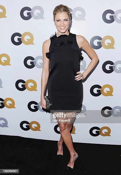 Erin Andrews arrives at GQ Men Of The Year Party at Chateau Marmont on November 13 2012 in Los Angeles California