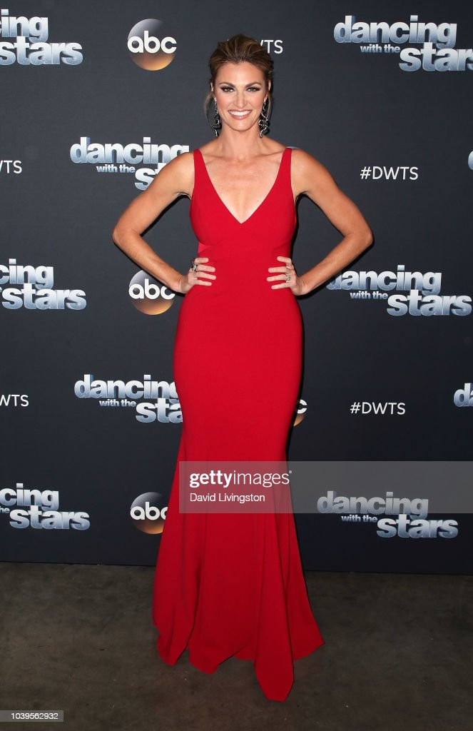 """Dancing With The Stars"" Season 27 - September 24, 2018 - Arrivals"