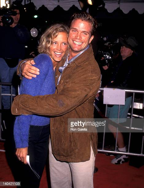 Erin Bartlett and David Chokachi at the Premiere of 'Jerry Maguire' Mann Village Theatre Westwood