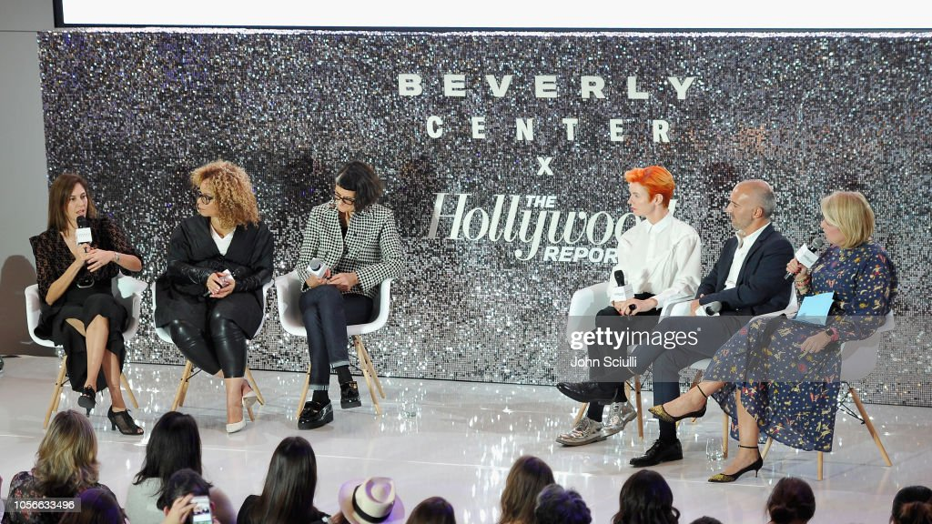 Beverly Center's Grand Reveal Weekend: Candidly Costumes with The Hollywood Reporter : News Photo