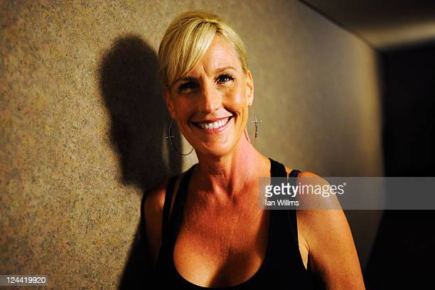 Erin Brockovich arrives at Last Call At The Oasis Premiere at AMC Yonge Dundas 24 theater during the 2011 Toronto International Film Festival on...