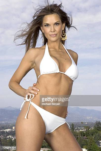 Erin Brodie during 2006 Sexiest Men and Women of Reality TV Calendar Shoot Day 5 at Private Residence in Los Angeles California United States