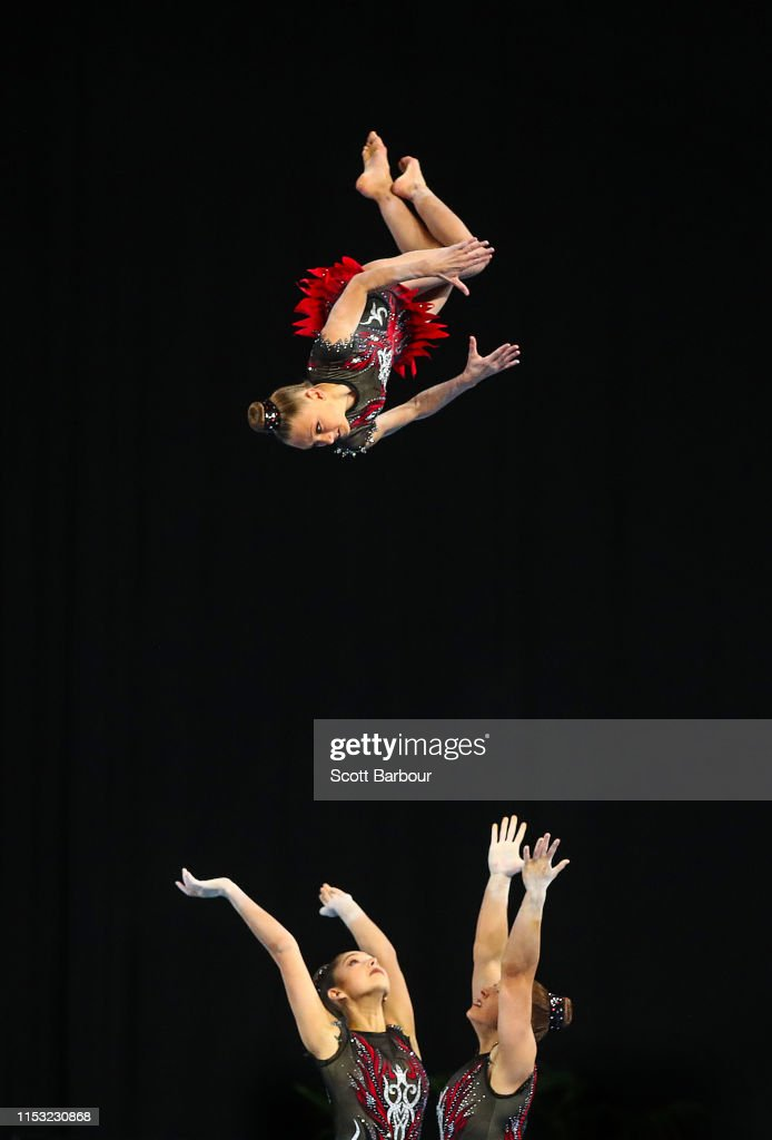 The 2019 Australian Gymnastics Championships : News Photo