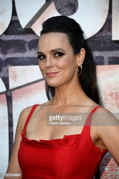 """Erin Cahill attends a Special Screening Of Netflix's """"Jessica Jones"""" Season 3 at ArcLight Hollywood on May 28, 2019 in Hollywood, California."""