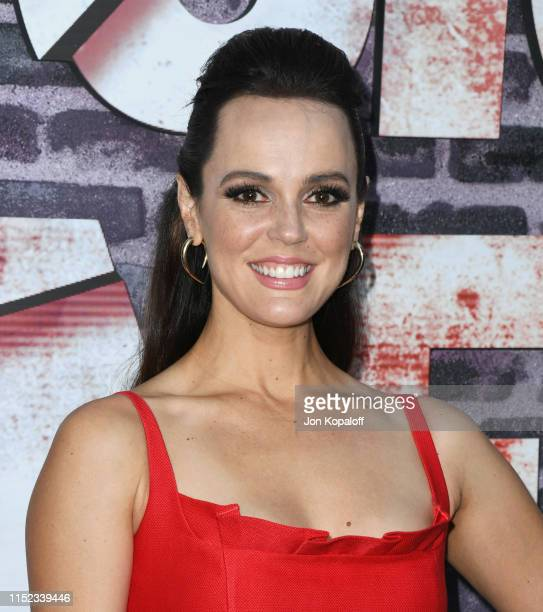 """Erin Cahill attends the Special Screening Of Netflix's """"Jessica Jones"""" Season 3 at ArcLight Hollywood on May 28, 2019 in Hollywood, California."""