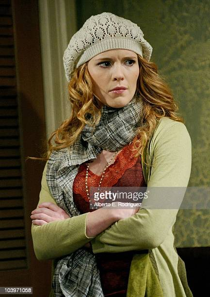 Erin Chambers in a scene that airs the week of September 27th on ABC�s GENERAL HOSPITAL .