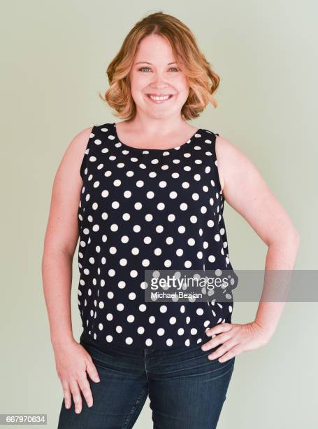 Erin Coleman poses for portrait at The Artists Project on April 12 2017 in Los Angeles California
