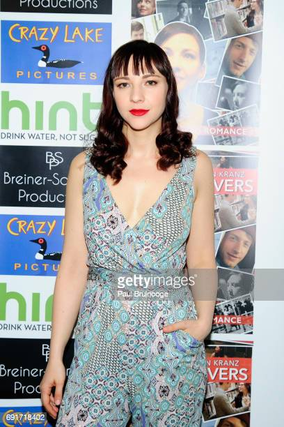 Erin Darke attends 'Seven Lovers' Film Screening at Anthology Film Archives on June 2 2017 in New York City