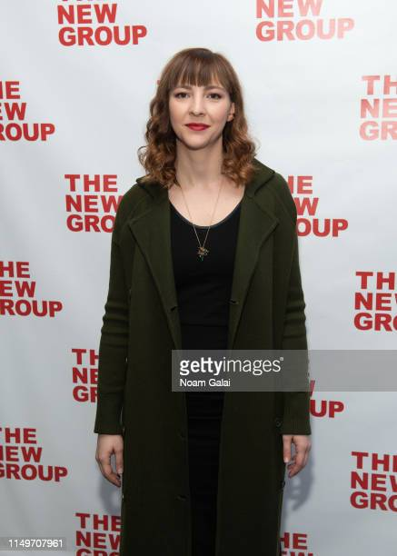 Erin Darke attends the opening night of Happy Talk at Social Drink and Food Club Terrace on May 16 2019 in New York City