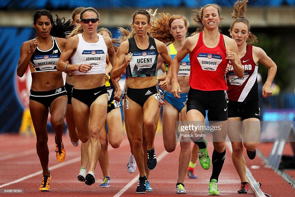2016 U.S. Olympic Track & Field Team Trials - Day 8 : News Photo