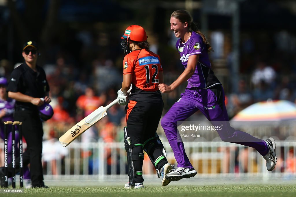 WBBL - Hurricanes v Scorchers
